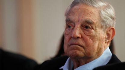 """George Soros haalt zwaar uit naar China: """"Gevaarlijkste vijand van de democratische samenleving"""""""