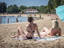 Weer blauwalg op Bussloo; komende herfst gaat populair eilandje daarom weg