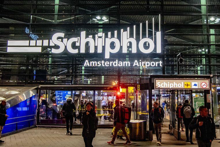 FNV maakt zich al langer ernstig zorgen over de gezondheid van medewerkers van Schiphol die op het platform van de luchthaven werken.  Beeld ANP
