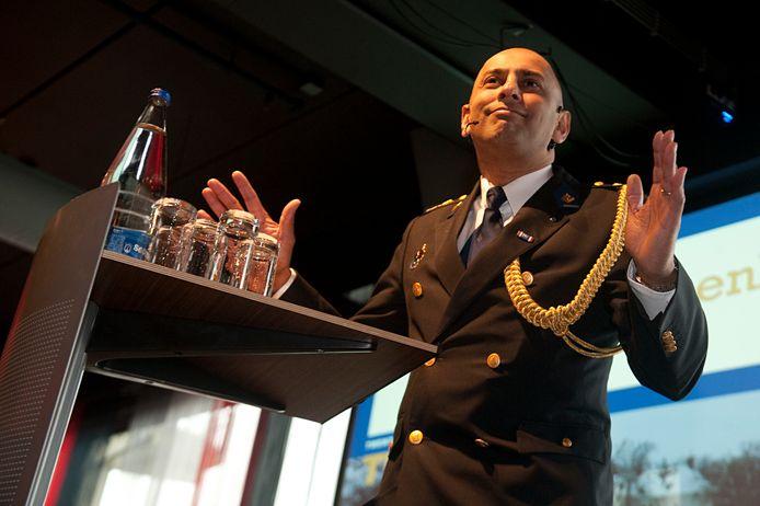 Sitalsing als korpschef in Twente