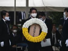 Nagasaki herdenkt verwoestende atoombom van 75 jaar geleden