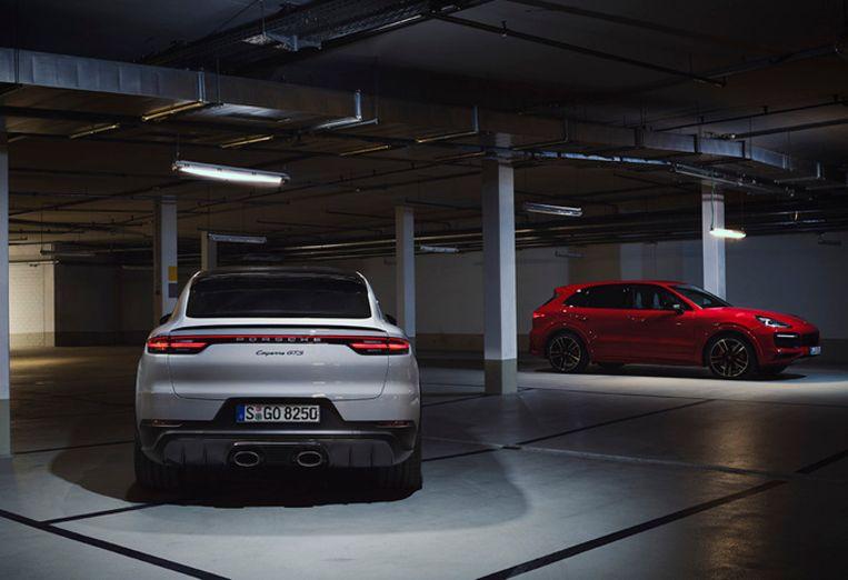 Porsche Cayenne GTS en Cayenne Coupé GTS