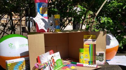 Gemeente verdeelt 750 speel- en knutselpakketten onder kwetsbare kinderen