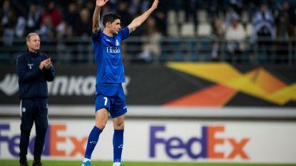 AA Gent breekt contracten van Yaremchuk en Chakvetadze open