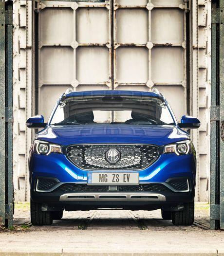 Deze elektrische SUV kost 29.900 euro en is volgende maand leverbaar