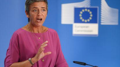 """Eurocommissaris Vestager: """"Europa gaat Arco-deal wel degelijk bekijken"""""""