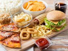 Afkicken van junkfood is net zo moeilijk als stoppen met roken