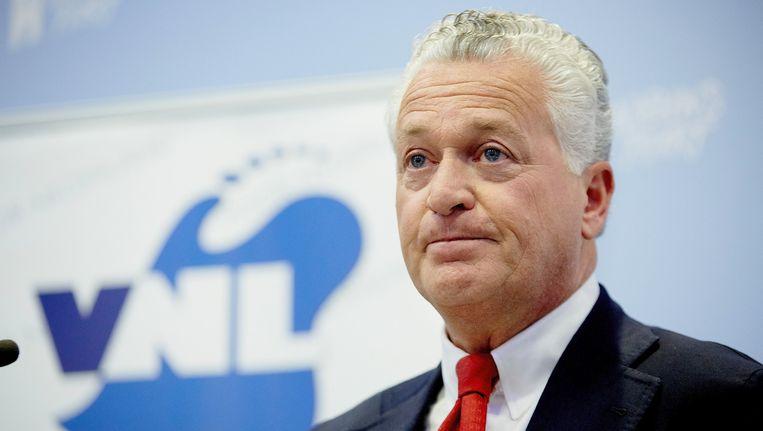 Geert Wilders heeft VNL 'een PVV-light' genoemd. Onzin, vindt Moszkowicz. Beeld ANP