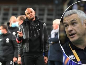 """Volleybalcoach Vande Broek geeft advies aan Kompany: """"Het is een grote misvatting dat Vincent als coach nog in z'n kinderschoenen zou staan"""""""