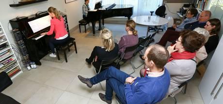 300 bezoeker voor eerste Rhenense Pianowandeling