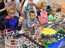 Ruim duizend bezoekers voor LEGO-evenement