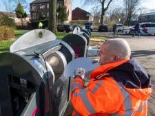 Vuilnisman kan afvalberg in Arnhem niet meer aan; 'Nog nooit meegemaakt'