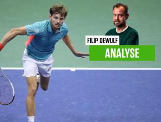 """Hoezo, """"positieve noot""""? Uitschakeling is toch vooral enorme gemiste kans voor Goffin vindt onze tennisexpert"""