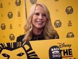 The Lion King is jarig en verrast Linda de Mol