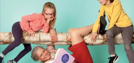 Feest met opa's en oma's voor Kinderboekenweek