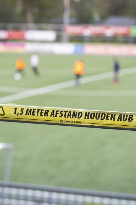Corona verdrijft sportclubs van de velden: Ruurlo, De Hoven, Basteom, Ratti/Socii, GSV'63 en SDOL blijven aan de kant