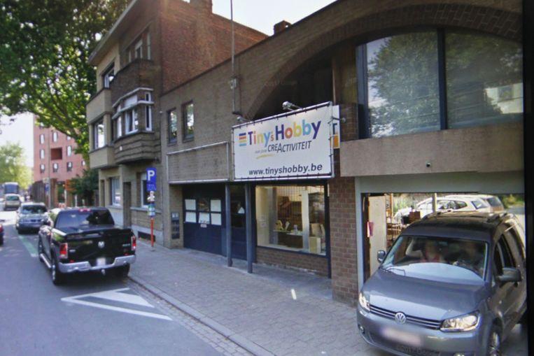 Tiny's Hobby Shop in Kortrijk.