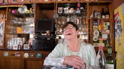 Cafébazin Magda krijgt tweede plaats op lijst sp.a/onafhankelijk