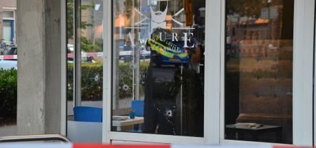 Barbershop in Breda beschoten: sporenonderzoek met speurhond