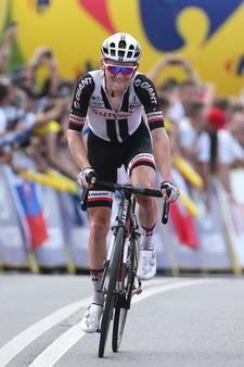 Tilburger Sam Oomen debuteert in Vuelta