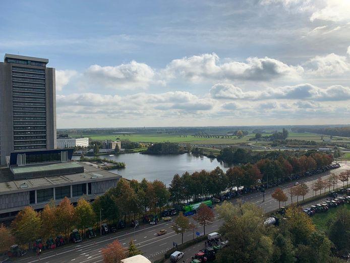 Boerenprotest in Den Bosch