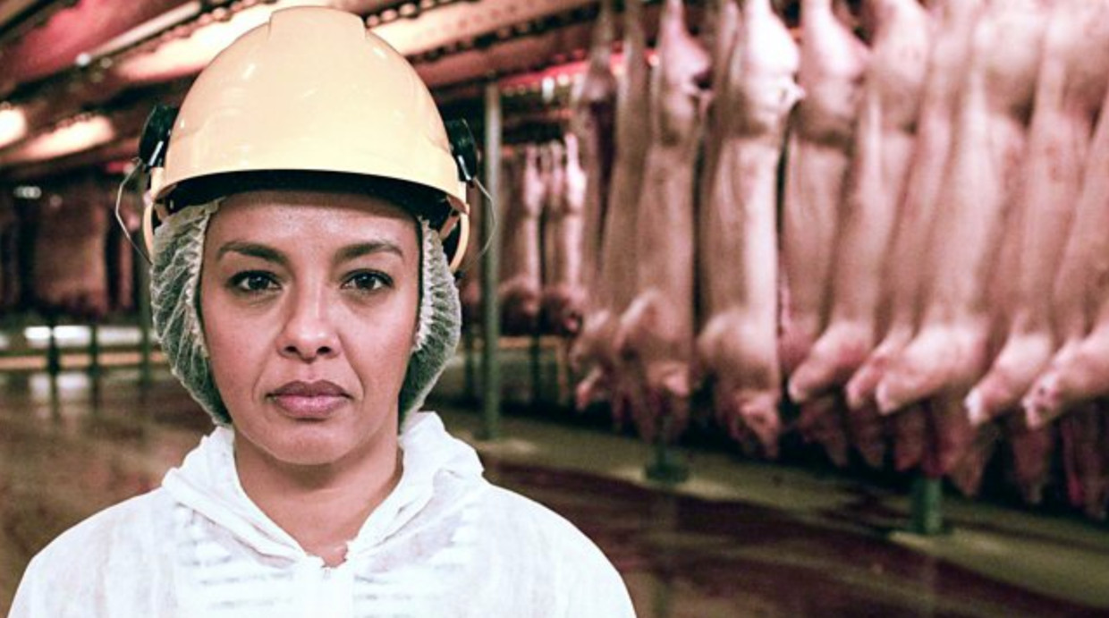 'Meat: a threat to our planet?' Beeld BBC