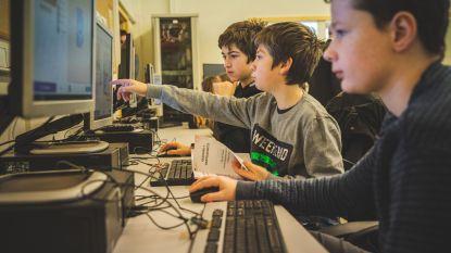 Stad breidt programmeerlessen 'Code City' uit naar eerste middelbaar