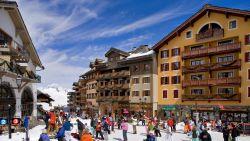 """Grote brand in ski-oord Courchevel: """"5 gewonden, chaotische toestand"""""""