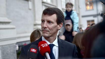 """Deense koningshuis bevestigt: """"Prins Joachim herstelt goed van hersenoperatie"""""""