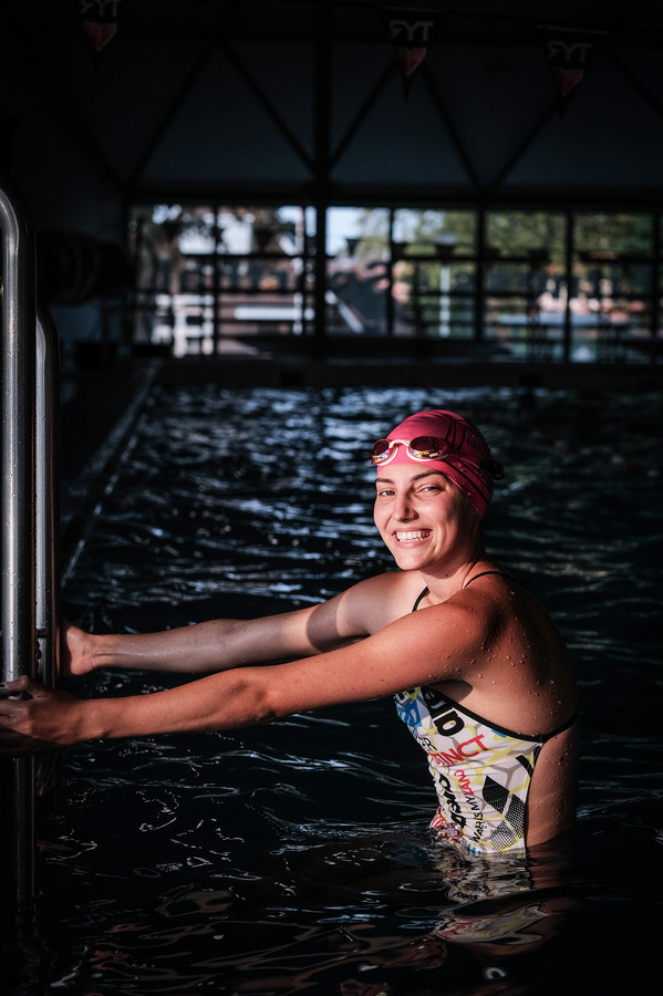 Westervoort zwemster Esmee Anne de Meulmeester.