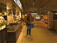 'Supermarktautist' test als eerste de nieuwe AH XL in Tilburg: 'Tjeezus, echt enorm'