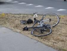 Ongeluk wielrenners in Wilbertoord