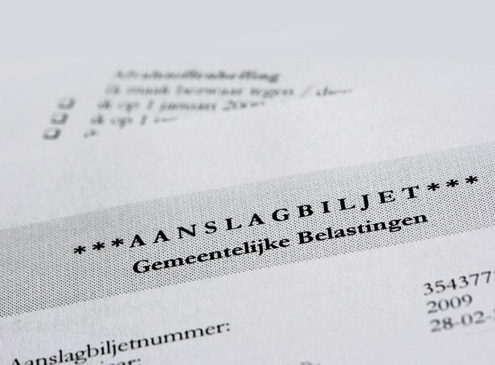 De ozb hoeft helemaal niet omhoog in Kampen, becijferden SGP en VVD.