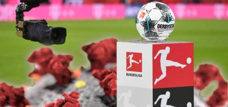 Duitse voetbalcompetitie reageert: géén plan voor hervatting in mei