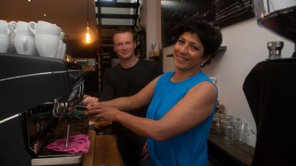 Koffie, kunst en kevertaartjes in Hekkerstraat
