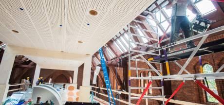 Bij verbouwing van kerk in Esbeek worden grenzen opgezocht