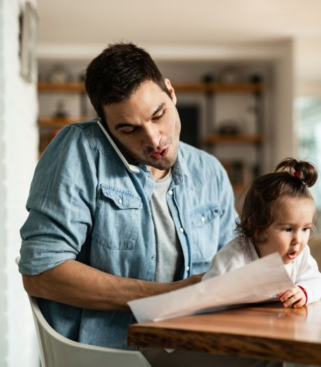 De voor- en nadelen van thuiswerken: veel thuiswerkers staan altijd 'aan'