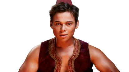 Allereerste beelden: Gio Kemper wordt Aladdin in Vlaamse musical