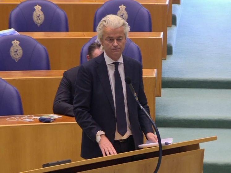 Wilders en Rutte botsen om avondklok: 'Doe het nou niet!'