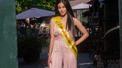 Finaliste Miss België Lorina (18) heeft al modellenaanbieding in Parijs op zak