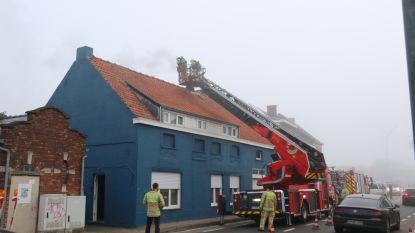 Brandweer heeft schouwbrand snel onder controle