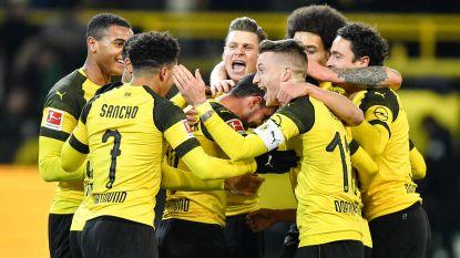 Witsel en Dortmund blijven autoritair leider in Bundesliga na zege tegen Werder Bremen