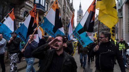 'Verboden betoging' zonder incidenten