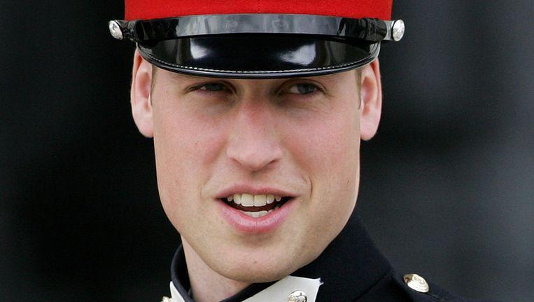 Prins William in 2006. ©AFP Beeld
