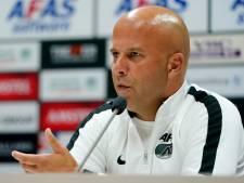 Slot weet weinig over Dinamo Kiev: 'Ze spelen niet in een competitie die ik dagelijks volg'