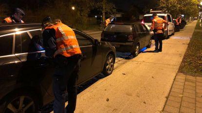 Chauffeurs onder invloed betrapt tijdens 'Verkeersveilige Nacht'