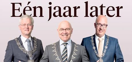 Drie burgemeesters:  we trekken het etiket 'de nieuwe' er vanaf en dan...