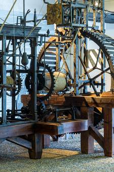 Zeldzame Belgische klok nieuwe aanwinst Klok en Peelmuseum