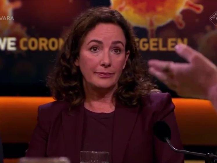 Halsema: 'Ik ben voor een mondkapjesplicht'