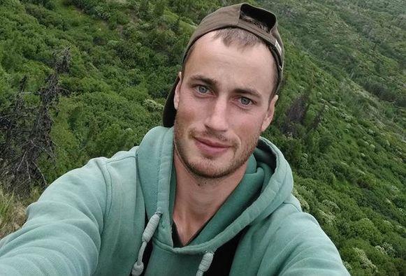 Romain Quénéhen (26) uit Saint- Ghislain in Henegouwen verdween op 26 augustus 2019 tijdens een trektocht in Canada.